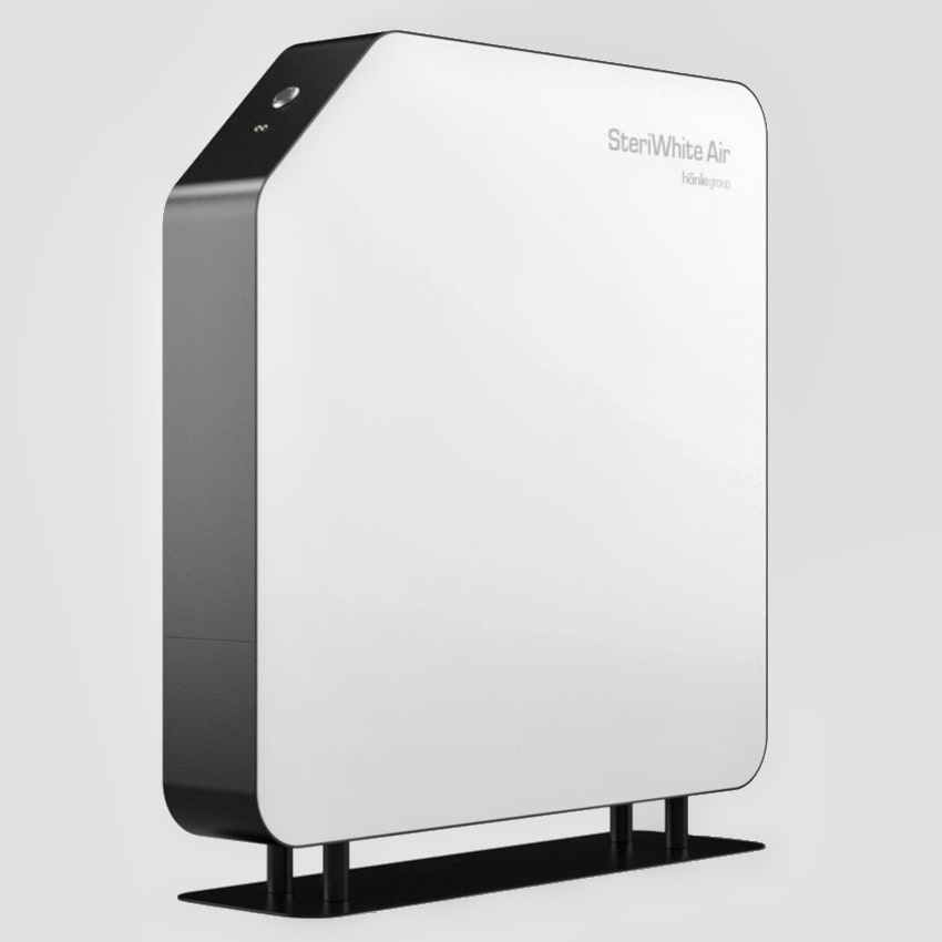 Produktbild SteriWhite Air Q115 mit Standfuß
