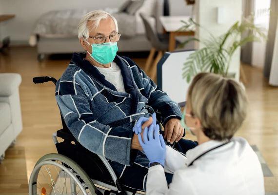 UVC Luftkeimung in Pflege- und Seniorenheimen